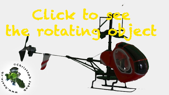 Objektpanorama Helikopter
